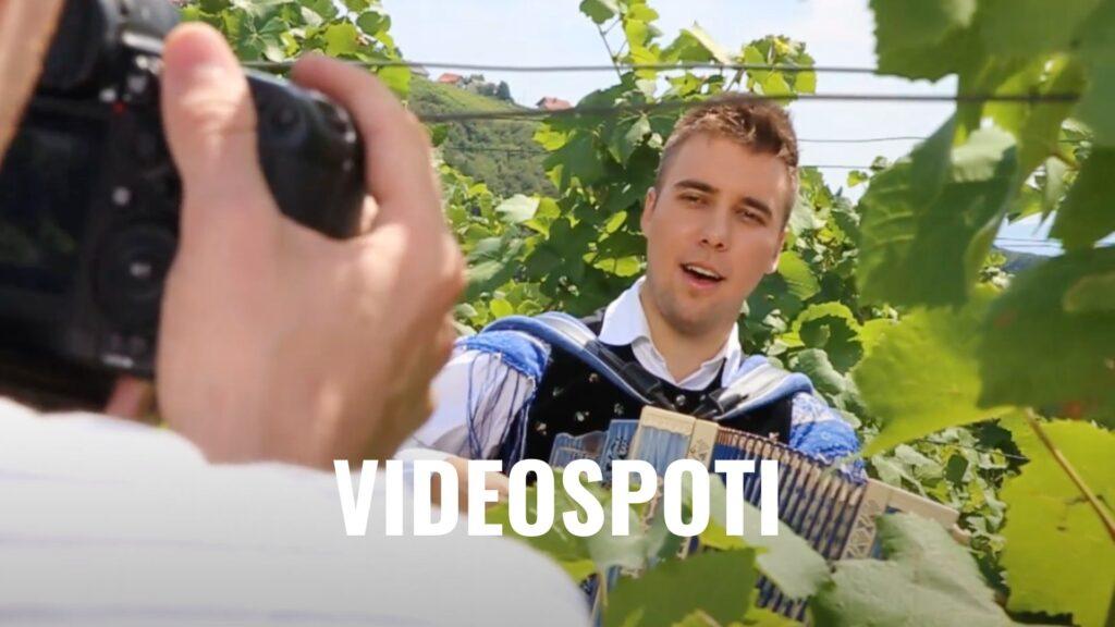 Naša muzika z video podobo 🎥